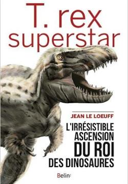 Livre T. rex superstar