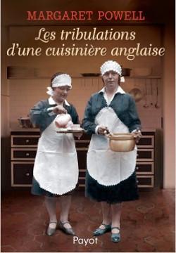 Livre Les tribulations d'une cuisinière anglaise