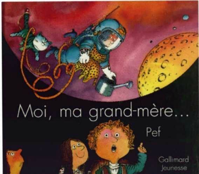 Livre Moi, ma grand-mère...