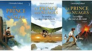 Trilogie Le prince des nuages