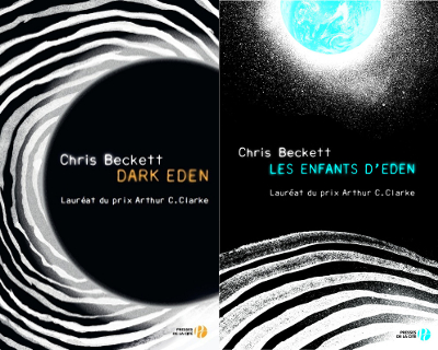 Livres Dark Eden et Les enfants d'Eden