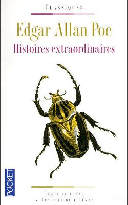 Livre Histoires extraordinaires