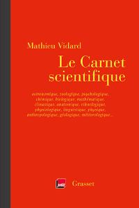 Livre Le carnet scientifique